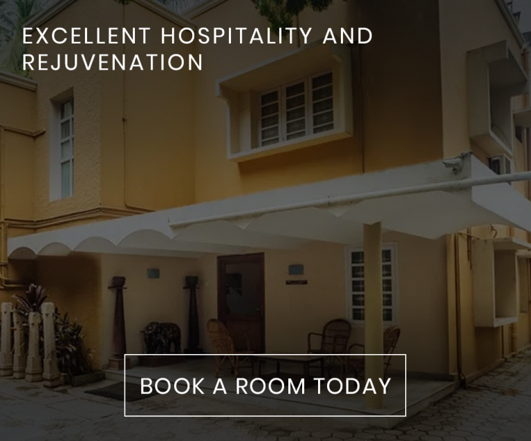 EXCELLENT HOSPITALITY AND REJUVENATION