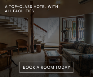 A TOP-CLASS HOTEL WITH ALL FACILITIES