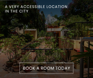 A VERY ACCESSIBLE LOCATION IN THE CITY