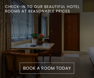 CHECK-IN TO OUR BEAUTIFUL HOTEL ROOMS AT REASONABLE PRICES