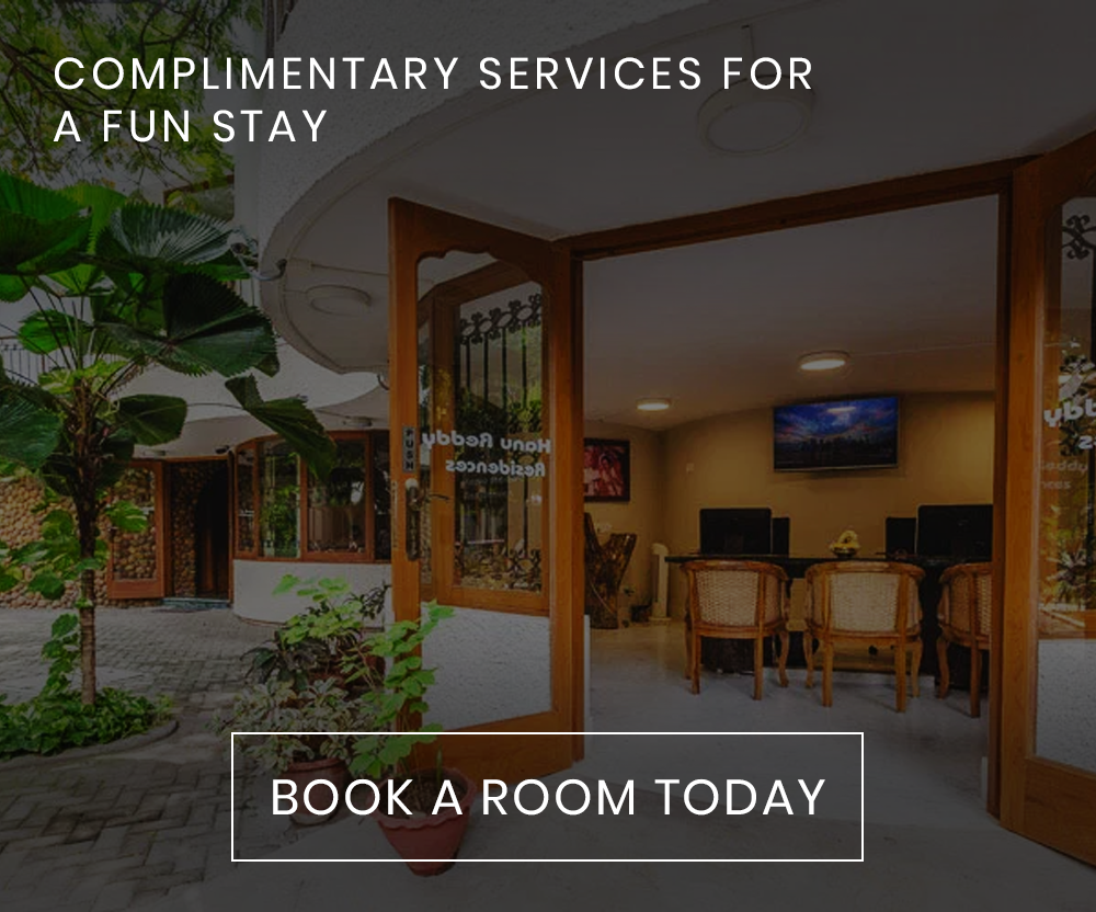COMPLIMENTARY SERVICES FOR A FUN STAY