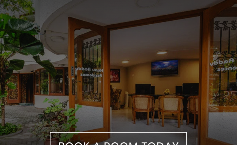 Find Service Apartments in Chennai with Hanu Reddy Residences | Service Apartments