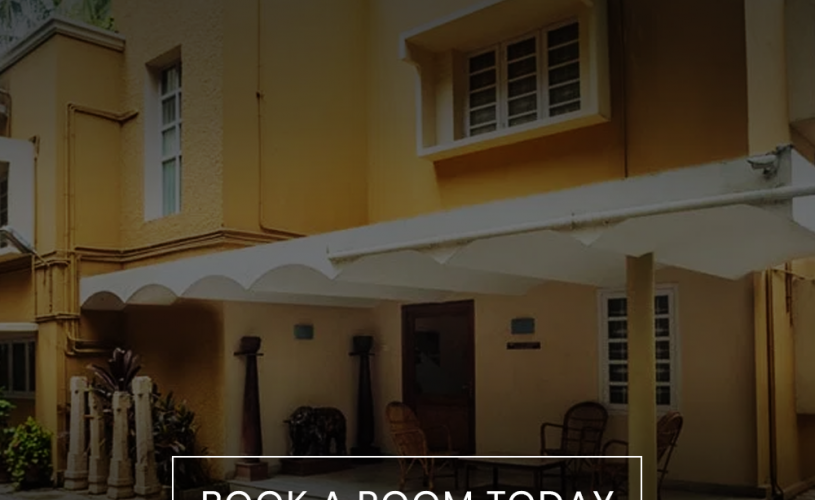 Find Guest Houses in Chennai by Hanu Reddy Residences